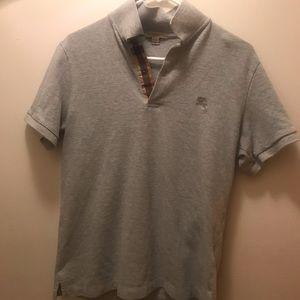 Burberry London men's polo shirt